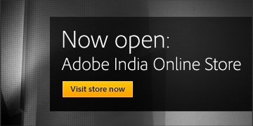 Adobe India Online Store